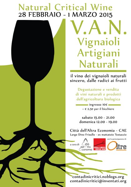 Natural Critical Wine Vignaioli Artigiani Naturali