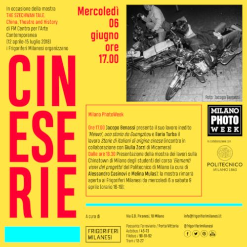 Milano Photo Week ai Frigoriferi Milanesi